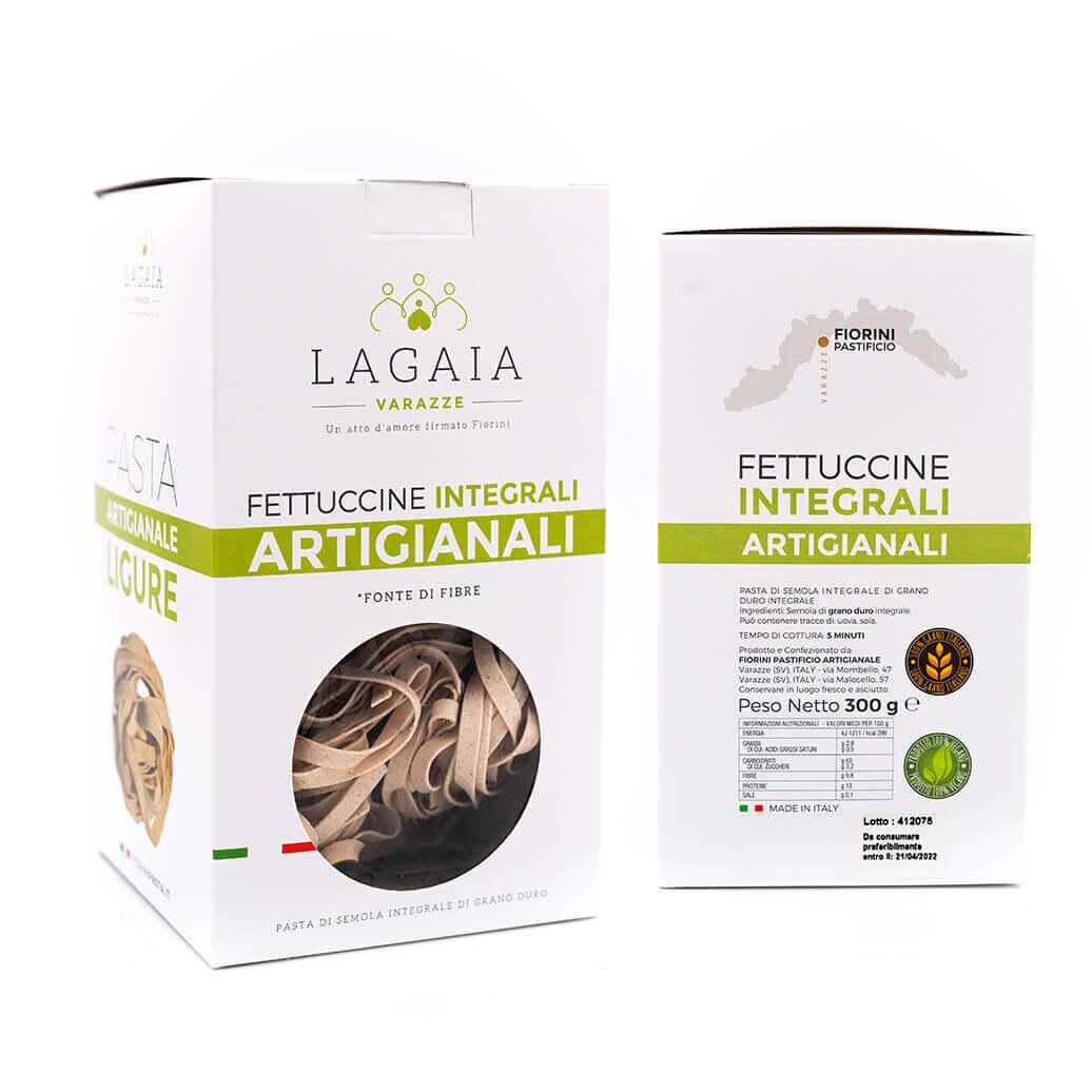 Fettuccine integrali - La Gaia - Fiorini
