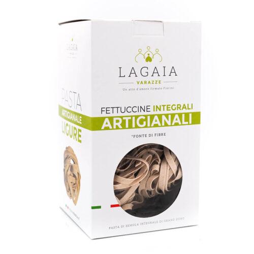 Fettuccine integrali - La Gaia - Fiorini - Fronte