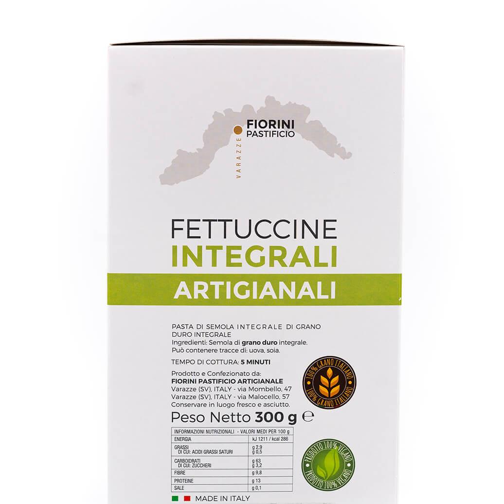 Fettuccine integrali - La Gaia - Fiorini - Ingredienti