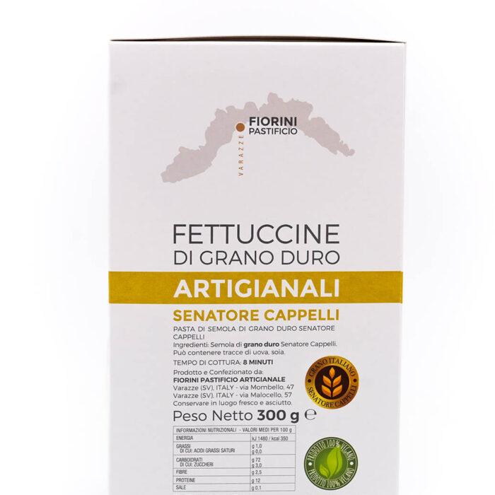 Fettuccine senatore cappelli - La Gaia - Fiorini - Ingredienti