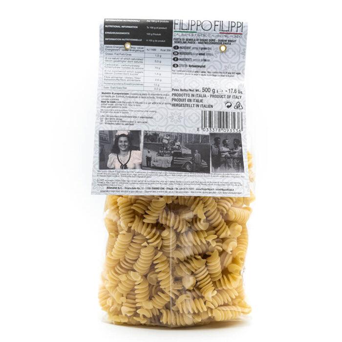 Fusilli - Pastificio Allemandi