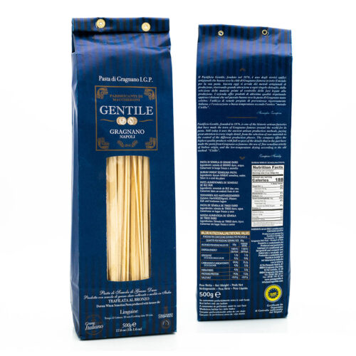 Linguine - Pasta di Gragnano IGP - Pastificio Gentile