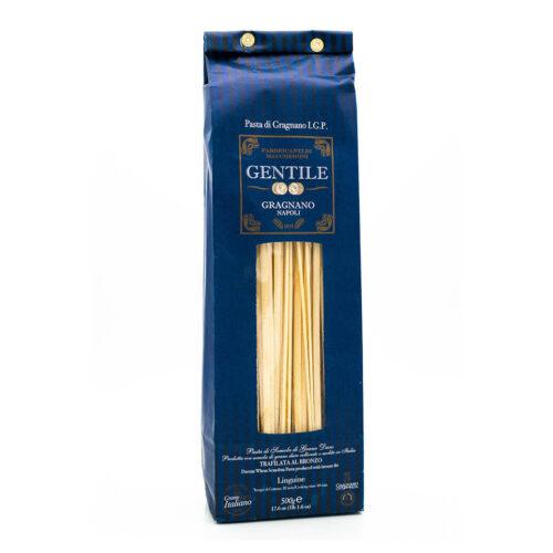 Linguine - Pasta di Gragnano IGP - Pastificio Gentile - Fronte