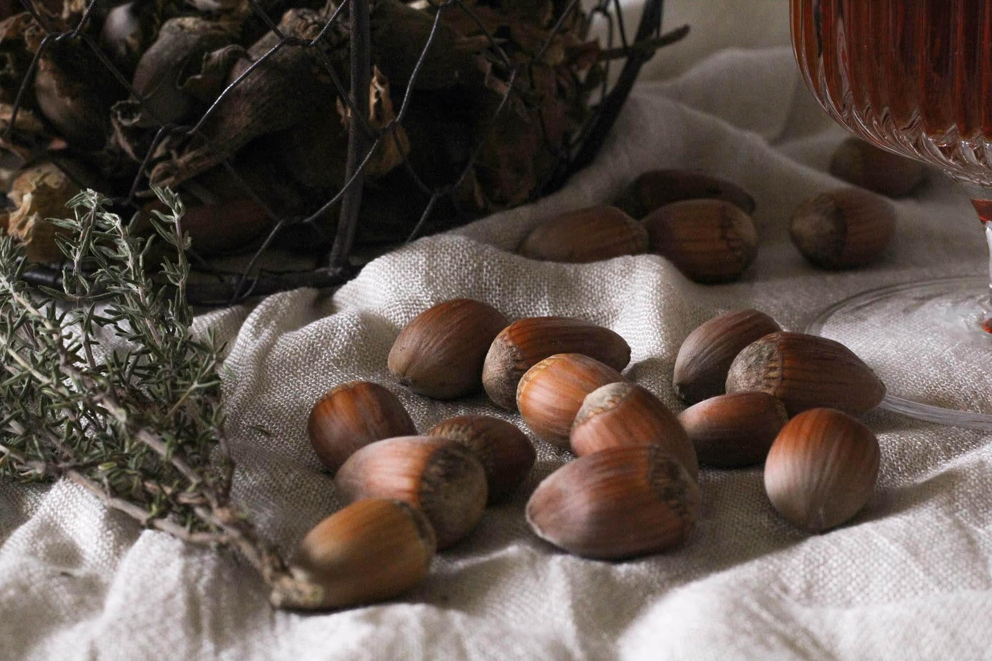 Nocciole Piemonte nocciola delle Langhe