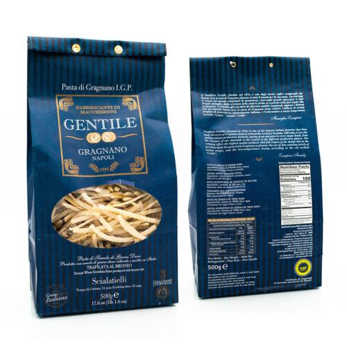 Scialatielli - Pasta di Gragnano IGP - Pastificio Gentile