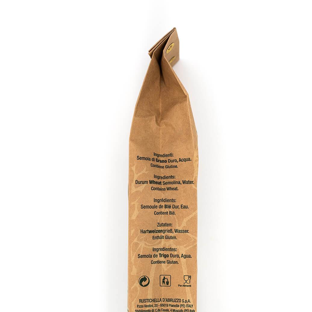 Tonnarelli al peperoncino - Rustichella d'Abruzzo - Ingredienti 02