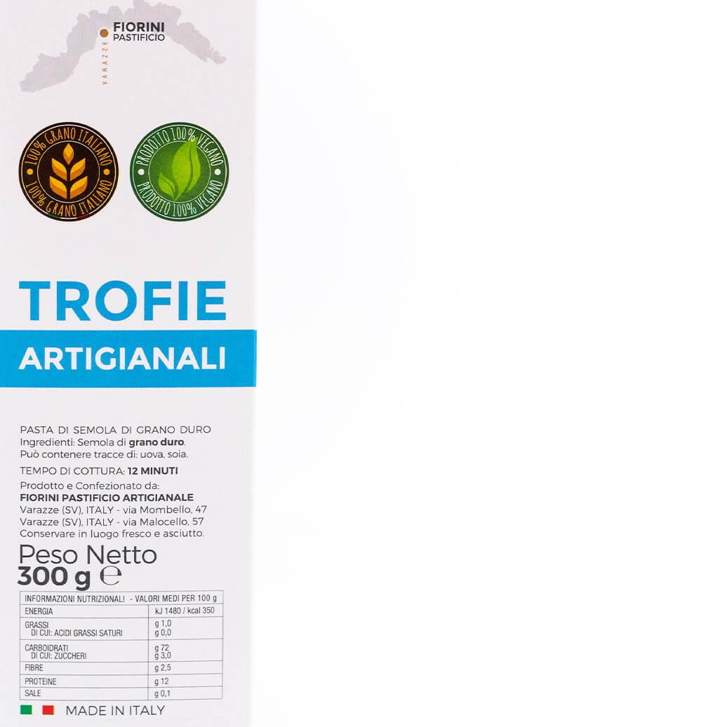 Trofie - La Gaia - Fiorini - Ingredienti