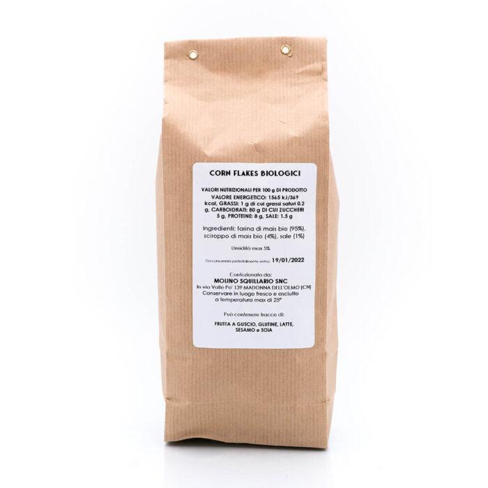 Corn flakes – Biologici – Molino Squillario Retro