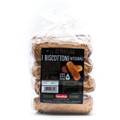 I Biscottoni integrali - Altamura - Loiudice