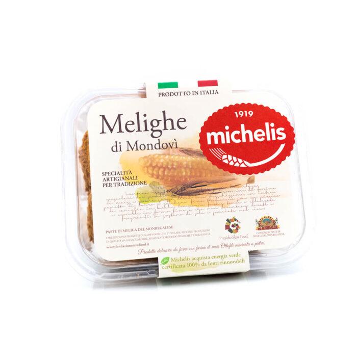Melighe di Mondovì - Paste di Meliga del Monregalese - Michelis Fronte