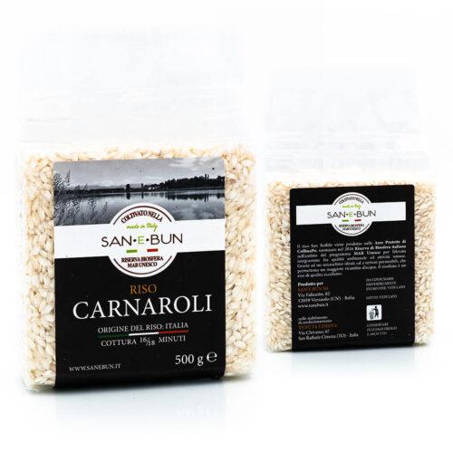 Riso Carnaroli - San Raffaele - San e Bun