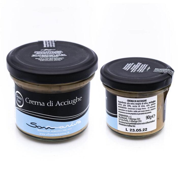 Crema di acciughe - Sommariva