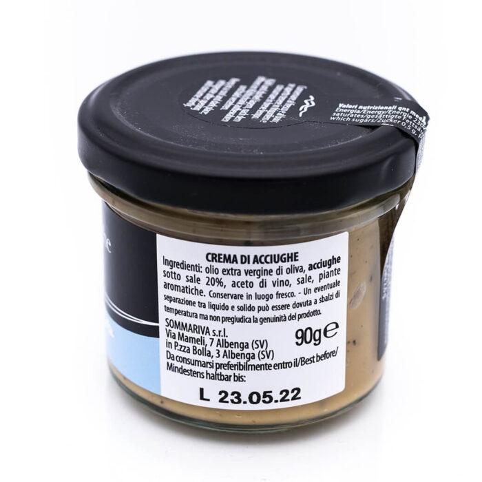 Crema di acciughe - Sommariva Retro