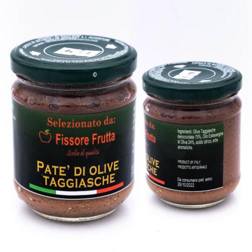 Crema di olive taggiasche - Fissore Frutta