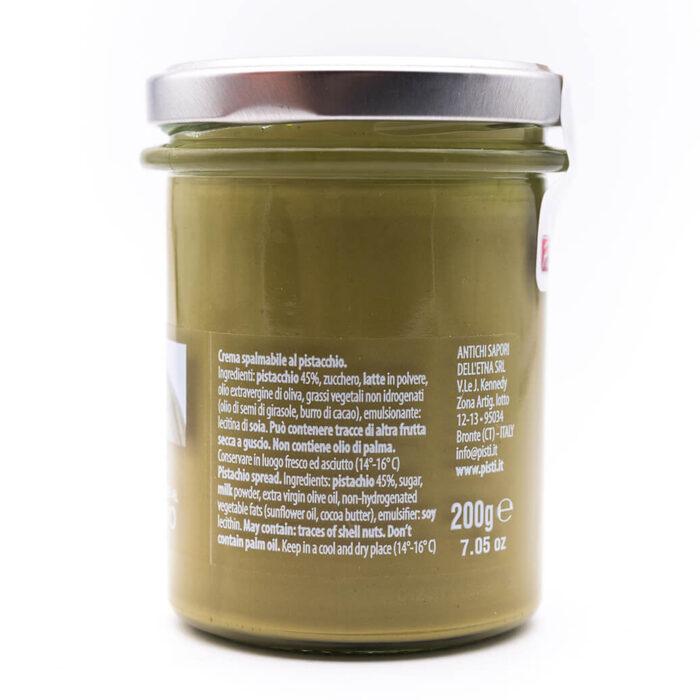 Crema di pistacchi - Antichi Sapori dell'Etna - Creme spalmabili