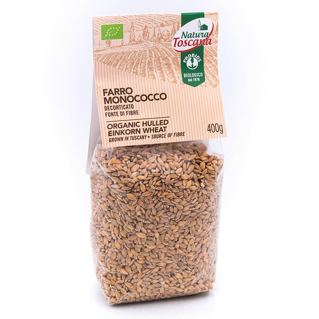 Farro monococco decorticata - Biologico - Probios