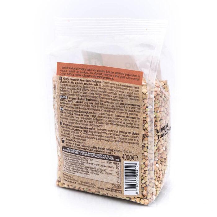 Grano saraceno decortivato - Biologico - Probios