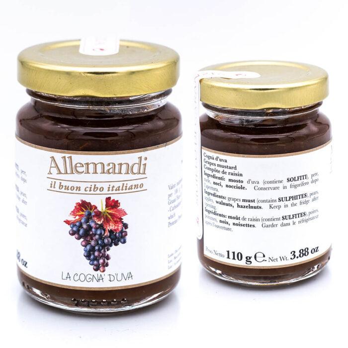 La cugnà d'uva - Allemandi