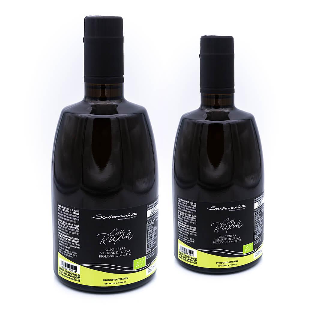 Olio Extra vergine di oliva mosta - Biologico - Sommariva