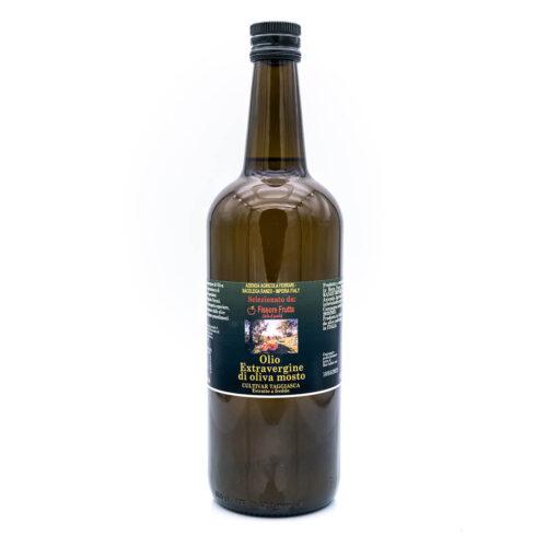 Olio Extra vergine di oliva mosta - Cultivar Taggiasca - Fissore Frutta Singola