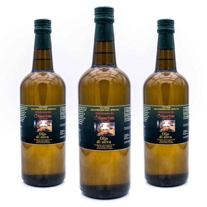 Olio di oliva - Fissore Frutta Trio