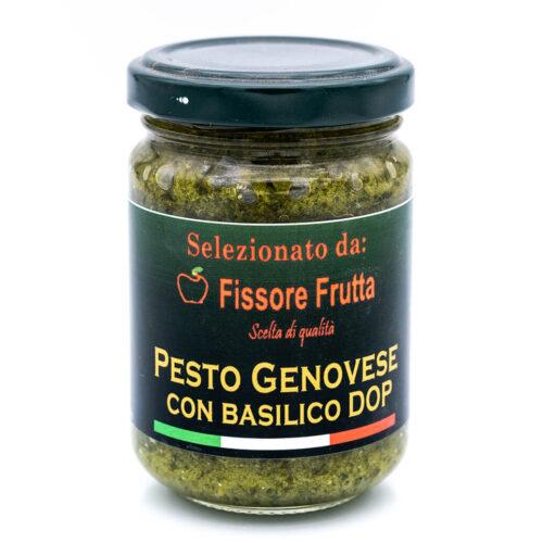 Pesto genovese con basilico DOP - Fissore Frutta