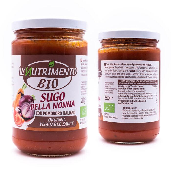 Sugo della nonna - Biologica - Il Nutrimento Bio