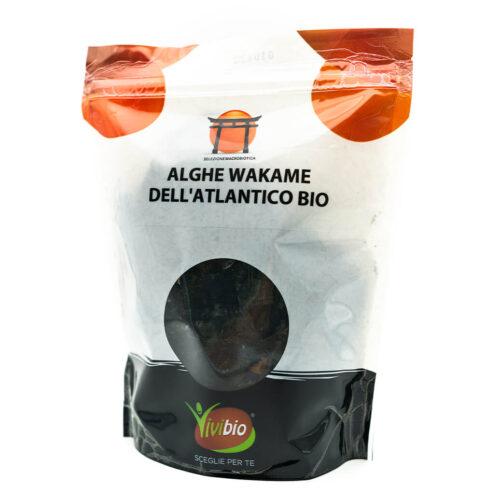 Alghe Wakame - Biologico - Dieta Macrobiotica - Vivibio