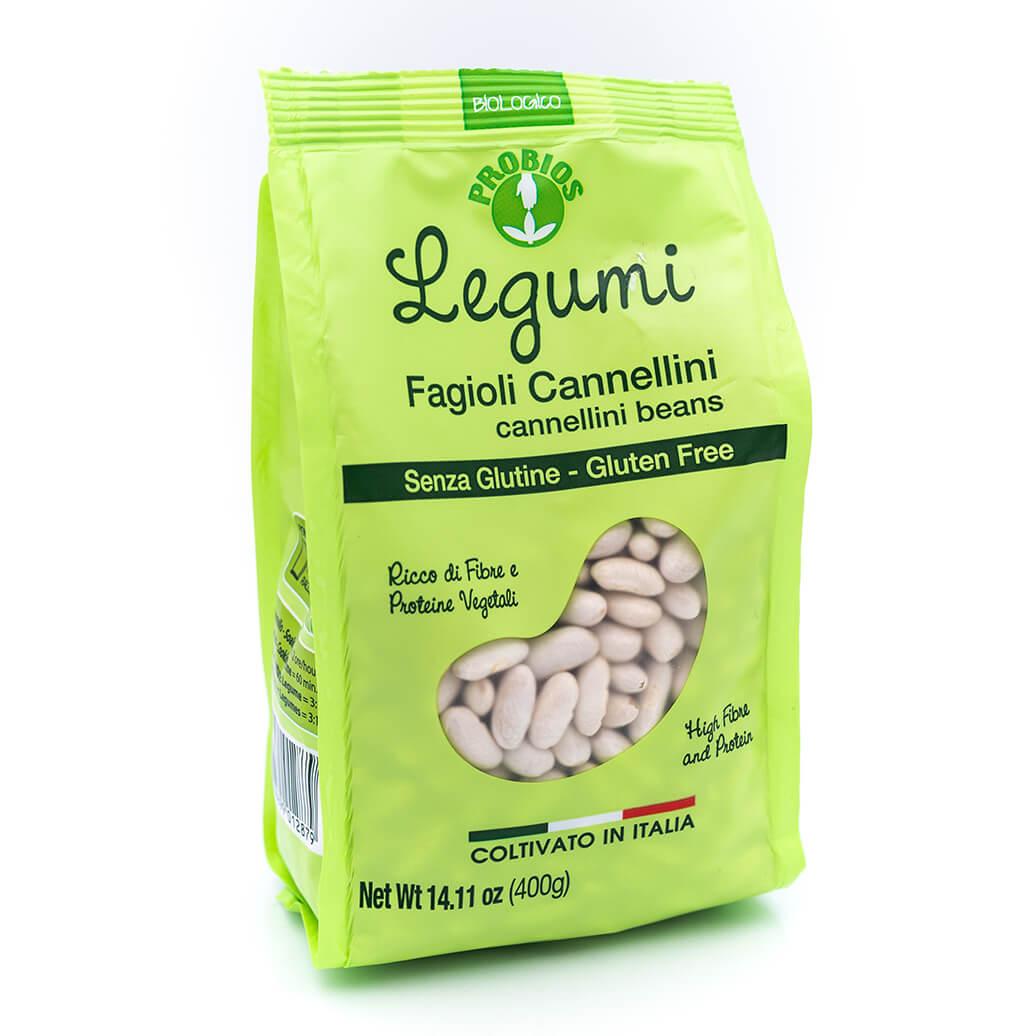 Fagioli cannellini italiani - Biologico - Probios