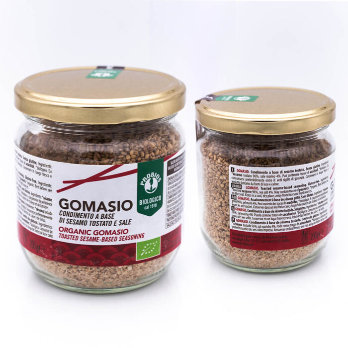 Gomasio – Biologico – Dieta Macrobiotica – Vivibio