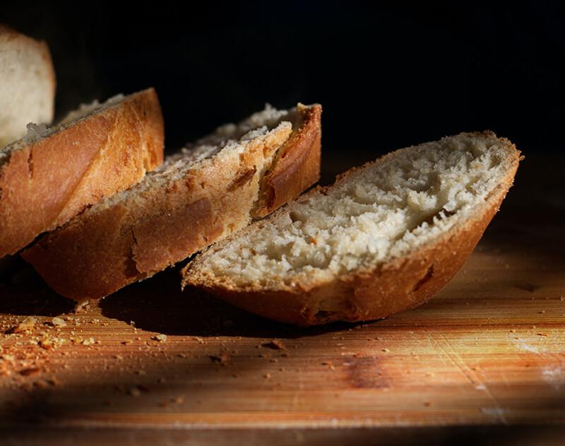 Pane di grani antichi saporelite