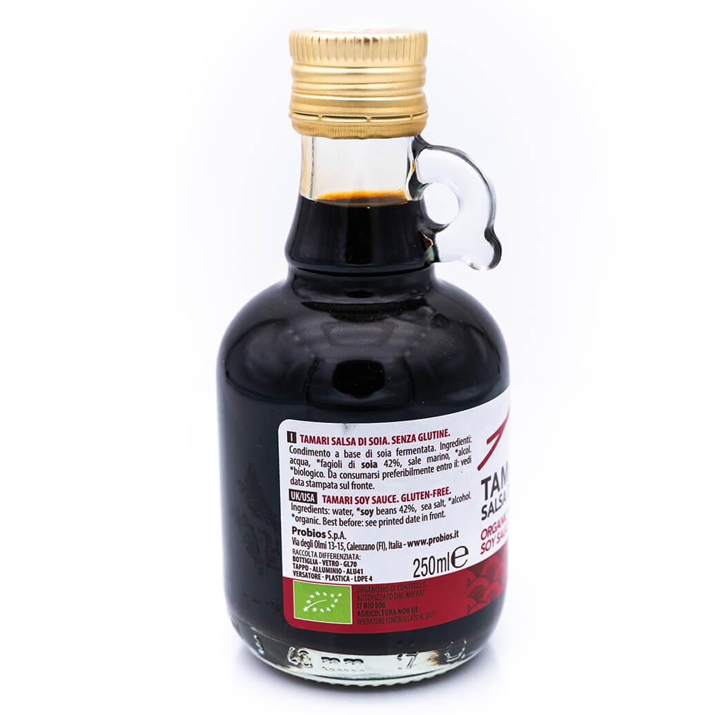 Tamari – Salsa di soia – Biologico – Dieta Macrobiotica – Probios